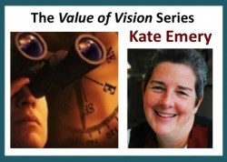 Kate Emery on Vision