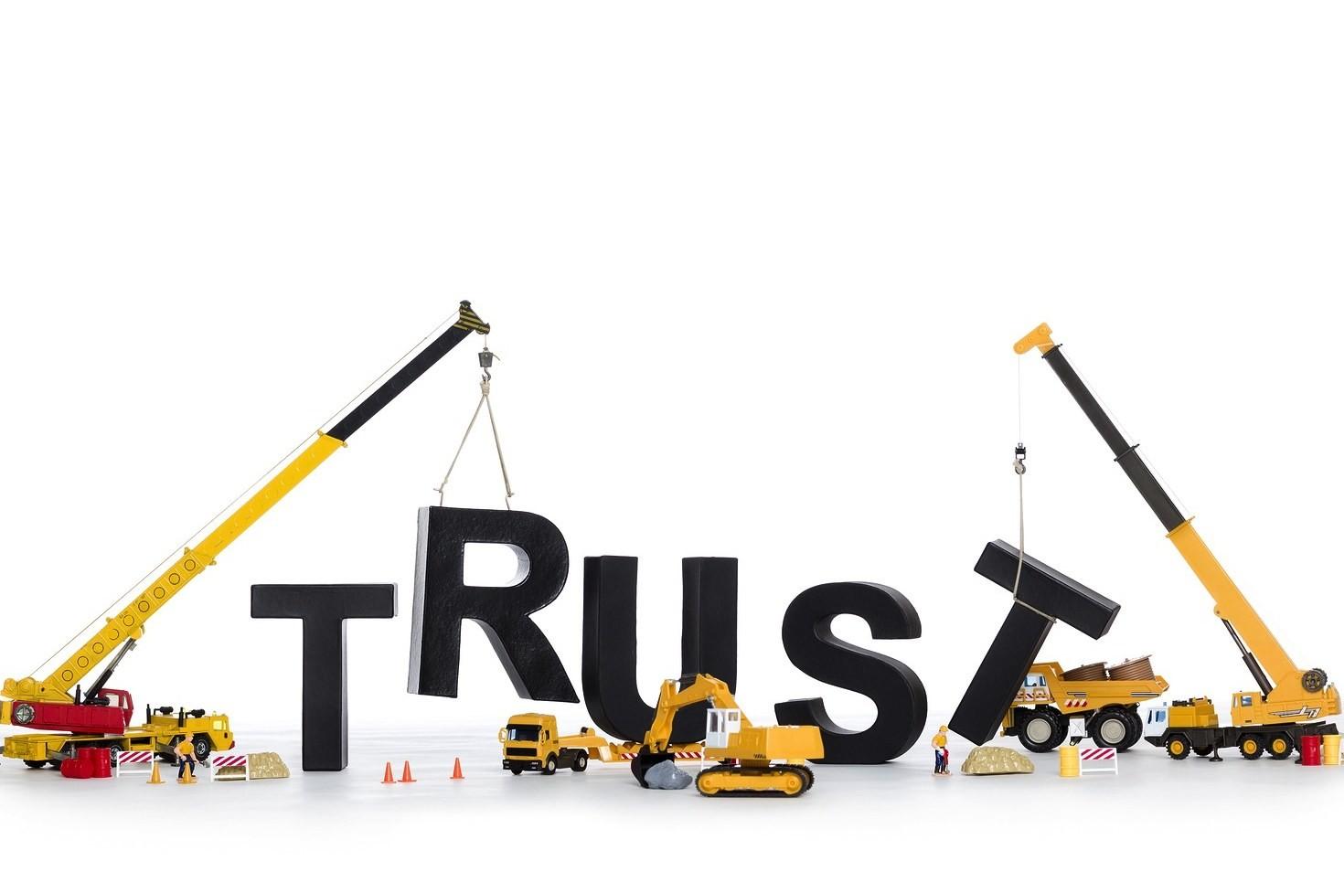 Building trust online dating