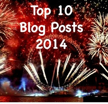 2014 in Review – My Top 10 Blog Posts