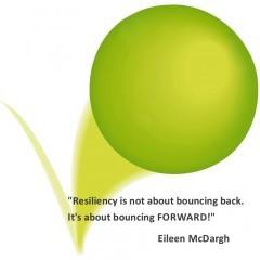 Bounce forward