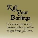 KillYourDarlings