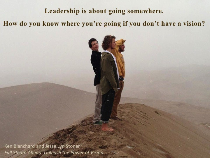 LeadershipIsGoingSomewhere