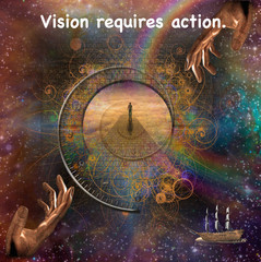 Vision Requires Action: 7 Tips to Move and Keep Moving