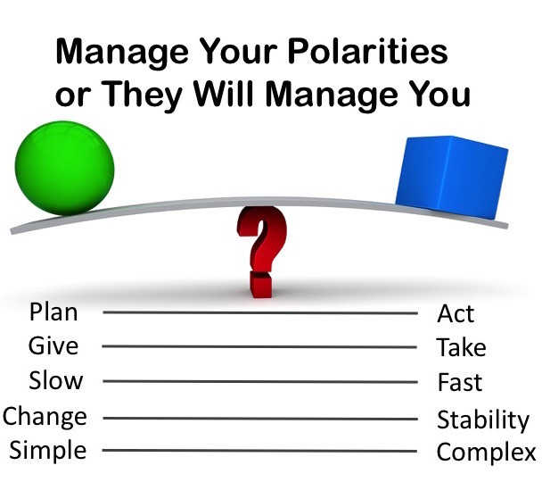 Manage Your Polarities