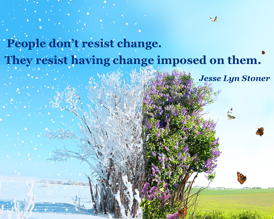 3 Guidelines to Avoid Resistance to Change