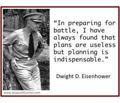 Eisenhower-quote-planning
