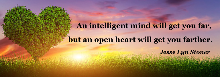 Thursday Thought: An intelligent mind will get you far, but…
