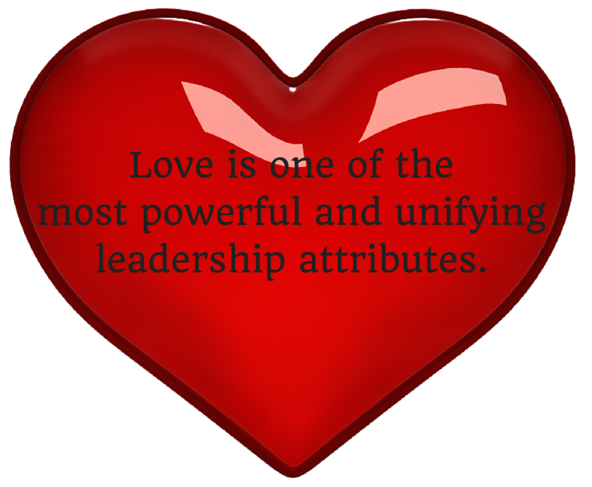 Leadership Love is a Competitive Advantage
