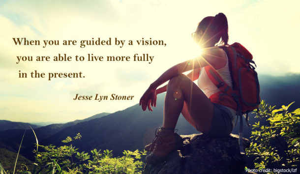 Mindfulness and Vision are Complementary