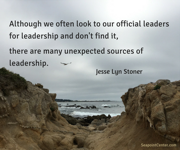 A Leadership Conundrum: Unexpected Sources of Leadership