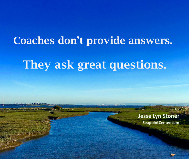 25 powerful coaching questions