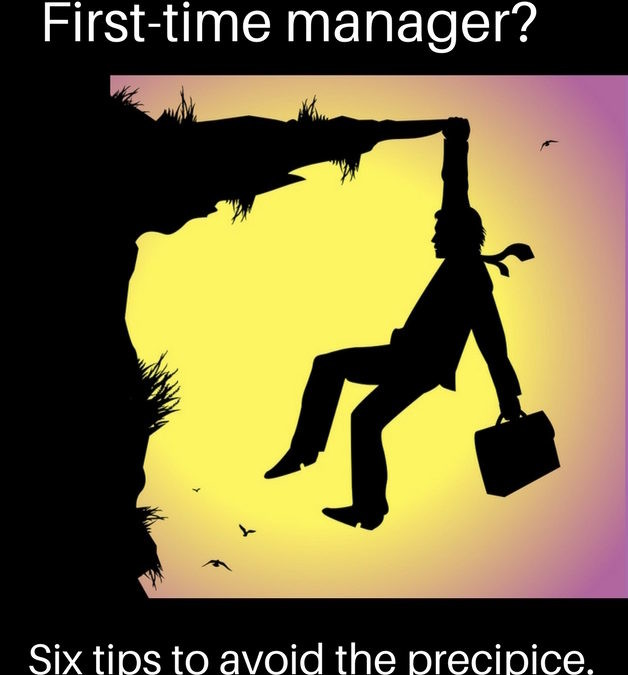 Are You a First-Time Manager? 6 Tips to Start Off Right