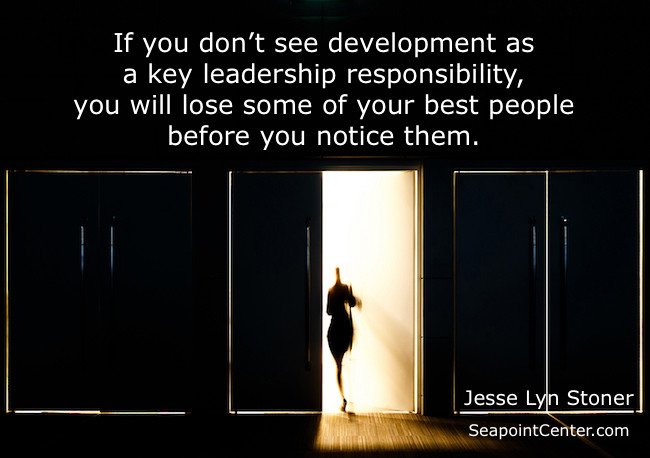 Team Development Is a Key Leadership Responsibility
