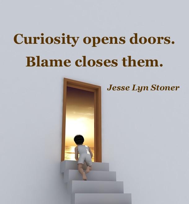 Curiosity Opens Doors