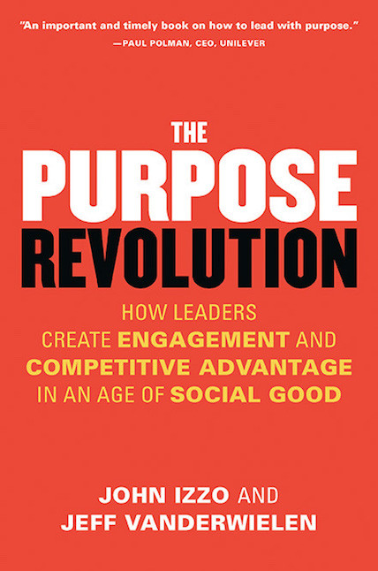 John Izzo the Purpose Revolution