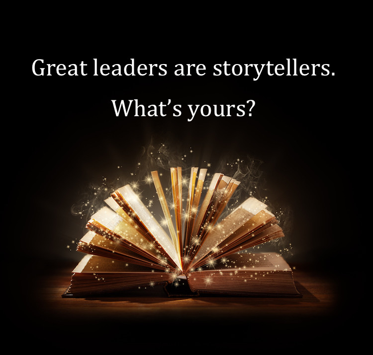 Great Leaders Are Storytellers: How To Craft Great Stories | Jesse Lyn Stoner