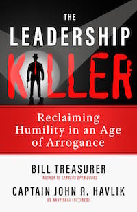 Leadership killer