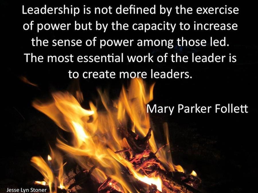 15 Quotes by Mary Parker Follett – Guidance for Today's World