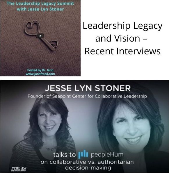 Leadership Legacy and Vision
