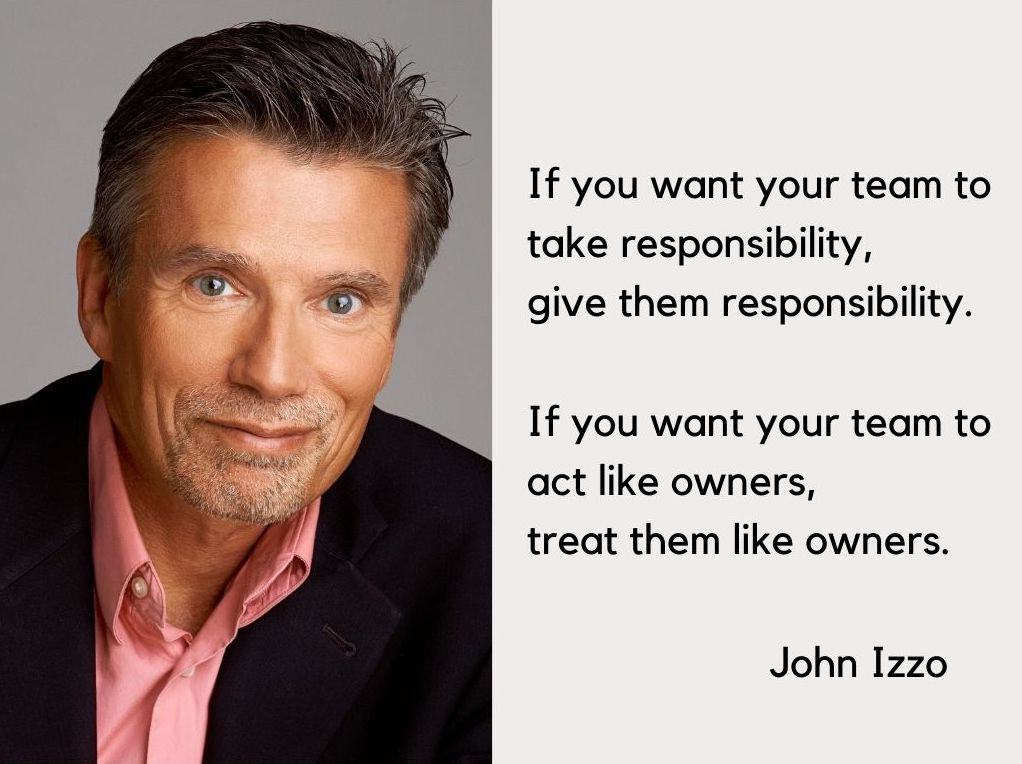 How Leaders Foster 100% Responsibility